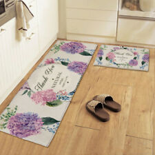 Doormat Kitchen Bath Floor Mats Bedroom Carpet Rug Non Slip Indoor Home Decor