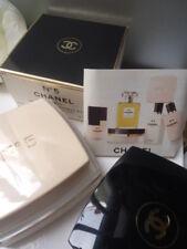 CHANEL No5 Bath Soap + Luxury Case 150g A Fabulous Rare Lt Edt Mint Sealed Box
