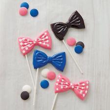 Wilton Bow Lollipop Mold Mould - Bow Chocolate Mold Bow Fondant Mold