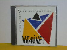 CD - STEVE SMITH & VITAL INFORMATION - VITALIVE