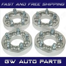 """4PCs 1.25"""" WHEEL SPACER ADAPTERS 5X110 or 5X112 TO 5X4.5"""