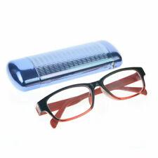 Hard Metal Glasses Spectacle Storage Aluminum Sunglasses Case Protector Case Box