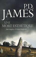 Une mort esthétique de P-D James | Livre | état bon