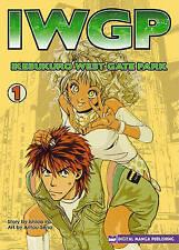 IWGP: v. 1: Ikebukuro West Gate Park, Ishida, Ira, New Book