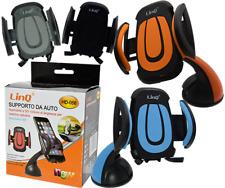 Supporto Staffa Per Auto Carl Holder Universale Rotazione Smartphone Linq Hd-056