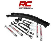 """2000-2005 Ford Excursion 4WD 3"""" Rough Country Suspension Lift Kit [487.20]"""
