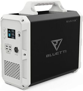 MAXOAK Lithium Portable Puissance Station Bluetti 1500Wh 1000W Ac110V Solaire
