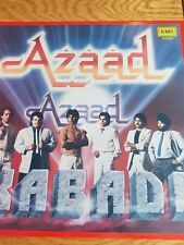 AZAAD ' KABADI' RARE LP VINYL -  BHANGRA / PUNJABI