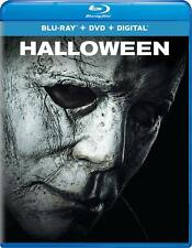 Halloween 2018 (Blu-ray + DVD + Digital Combo Pack) NEW SEALED