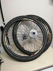 Sun Rims Single Track 26inch Disc Wheelset 9SP QR 559x31mm MTB Enduro Downhill