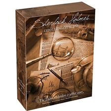 Sheh03 Sherlock Holmes Consulting Detective Thames Murders Game