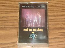BARREN CROSS - ROCK FOR THE KING - RARE ORIGINAL STAR SONG 1986 CASSETTE