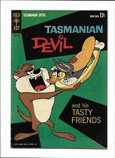 TASMANIAN DEVIL #1 [1962 FN-] ONE SHOT!   SANDWICH COVER!
