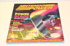 Nintendo Power Vol 23 April 1991 Power Blade w/ Sims Poster