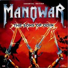 MANOWAR - 2007 - Promo - Sons of Odin - Sheet - Poster