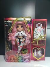 Rainbow High Kia Hart Valentines Special Edition Doll & Heart Outfit New IN BOX