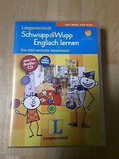 English Grundschule Software Langenscheidt  CD-Rom für PC + Audio CD