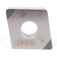 SECO PCBN Turning Insert CNGA432S-L1-WZP-B CBN010 - 2 PCS