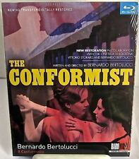 The Conformist (Blu-Ray Disc) (2014) 1970 Bernardo Bertolucci Thriller High Def