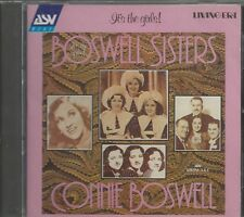 BOSWELL SISTERS - It's The Girls - CD -  BRAND NEW