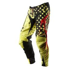 Fox Racing Adult 360 Vegas Riot Off Road MX Pants Yellow Red Black Size 36