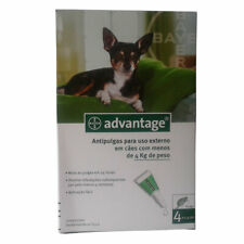 Bayer Adv. 40 Small Dogs 4 Pipettes | FREE SHIPPING