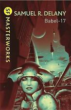 Very Good, Babel-17 (S.F. MASTERWORKS), Delany, Samuel R., Book