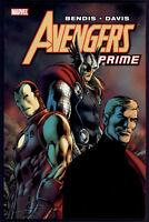 Avengers Prime Bendis New Trade Paperback TPB Graphic Novel Marvel Comics