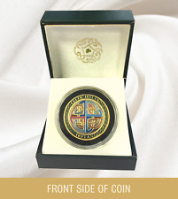CELTIC IRELAND & AN IRISH BLESSING COLLECTORS COIN FREE UK P&P