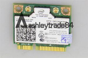 Intel Wireless-N Mini-Card 7260HMW-BN WIFI Bluetooth 4.0