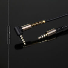 High Quality Audio Cable for Skullcandy Beats AUX Line Control Mic for iPhone