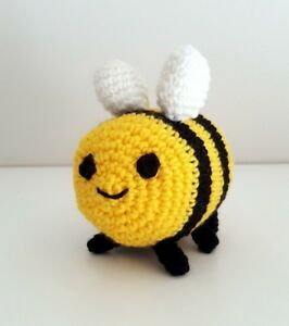 Adventure Time- Breezy the Bee crochet plush Toy