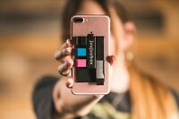 Juujuubox | Juul00 Phone Case | Keep Device Secure | Sticks To Anything