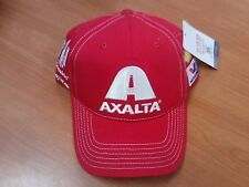 Dale Earnhardt Jr Junior #88 NASCAR Ball Cap Hat NEW Axalta Red White Hendrick