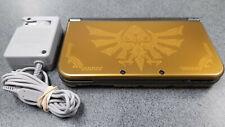 "Nintendo ""New"" 3DS XL Legend of Zelda Hyrule Edition w/ Dual IPS *WORKS GREAT*"