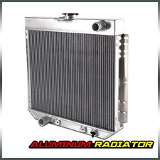 "For 67-70 Ford Mustang/Falcon V8 MT 20"" Driver/Left  Aluminum Radiator"