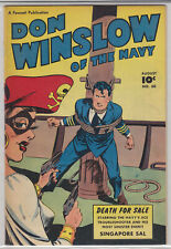 DON WINSLOW OF THE NAVY #60