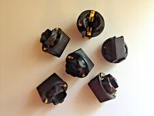 6x 194 Instrument Panel Cluster Light Bulb Lamp Dashboard Sockets Plug For Lexus