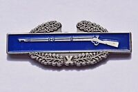 Combat Infantry Badge Pin, (CIB) Hat pin or Lapel pin, Veteran pin, Military Pin