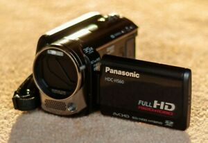 Panasonic HDC-HS60 120GB HDD, x35 iZoom, x25 Optical zoom, 1080 HD PAL Camcorder