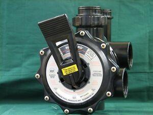 """Hayward Multiport Valve SP0715XR50  ProGrid Filter 2"""" Multiport Valve SP715XR50"""