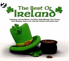 THE BEST OF IRISH NEW 2 CD 40 GREAT SONGS + MUSIC  FROM THE EMERALD ISLE