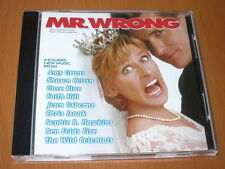 MR. WRONG - SOUNDTRACK CD 13 TRACKS