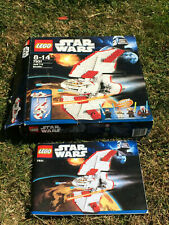 Empty lego star wars 7931 box