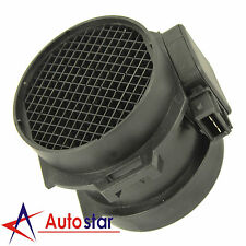 Brand New 5WK9605 Mass Air Flow MAF Sensor For 98-06 BMW 2.5L 2.8L 323 325 328