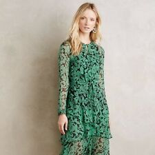 NWT twelfth street by cynthia vincent  petite xs dress silk cvc62014