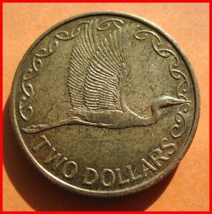 New Zealand 2011 Two Dollar KM121 Ref 52