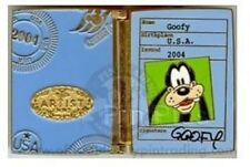 Disney Pin: Disney Cruise Line DCL Artist Choice November 2004 (Passport Goofy)
