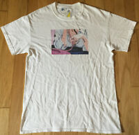 OHPEARL t shirt M sexy anime Hookups manga girl streetwear Japan white skater