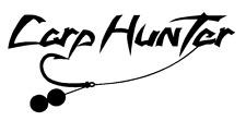 Carp Hunter Karpfen angeln Aufkleber Auto Style Sticker Tuning  JDM Fishing #3